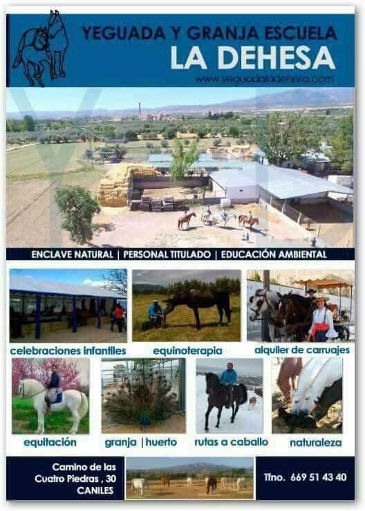 Yeguada y Granja Escuela La Dehesa